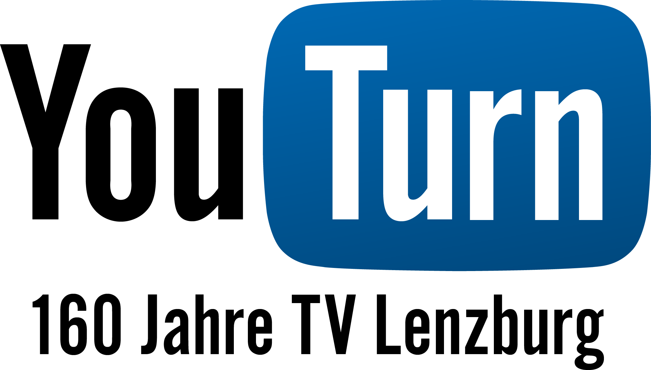 06 You Turn Logo neu blau 3D